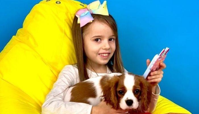 Девочка из Барнаула может стать ведущей на телеканале СТС Кids