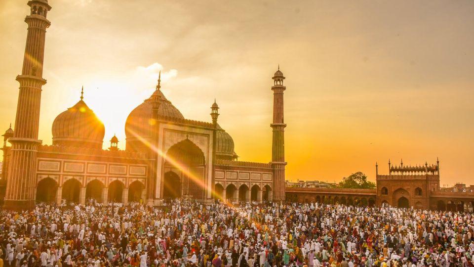 Мечеть. Мусульмане