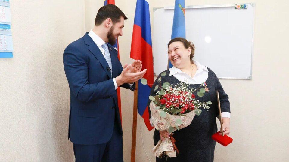 Александр Прокопьев и Альбина Агальцова
