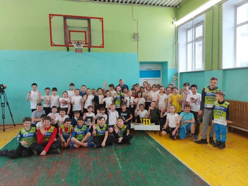 Биатлон в школы, биатлон в ГТО Фото:Барнаульская федерация биатлона