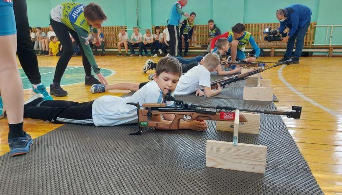 Алтайский край поддержал Всероссийскую акцию Биатлон в школы, биатлон в ГТО