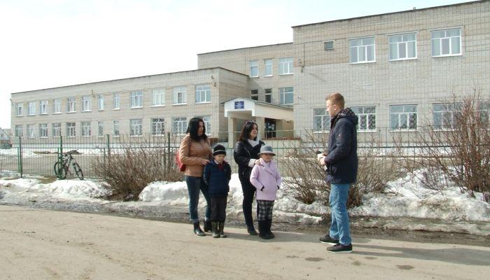 Подрядчик заморозил строительство пристройки к школе во Власихе
