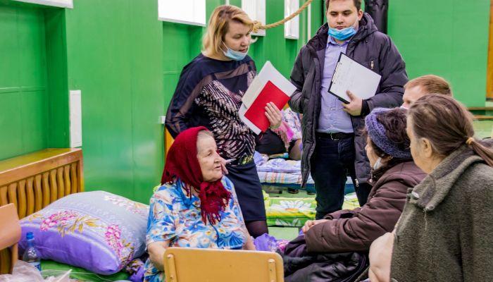 Пальто на сорочку – и бежать: как ночью проходила эвакуация из дома в Барнауле