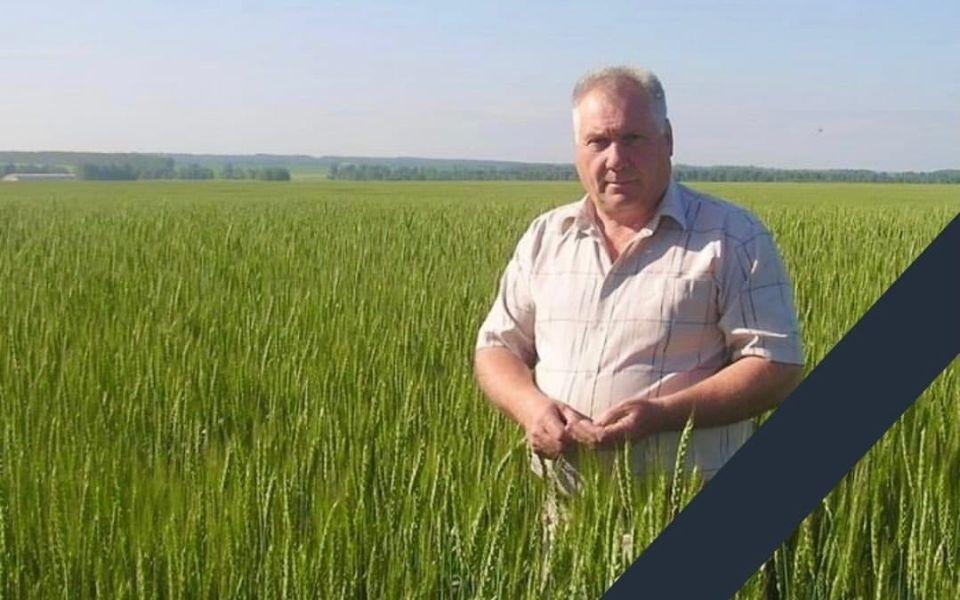 Был одним из первых: умер крупный алтайский фермер Иван Гилев