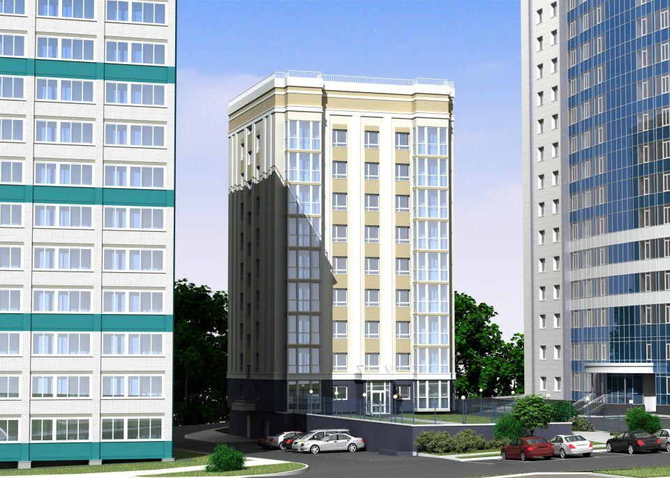 Проект застройки на ул. Гущина