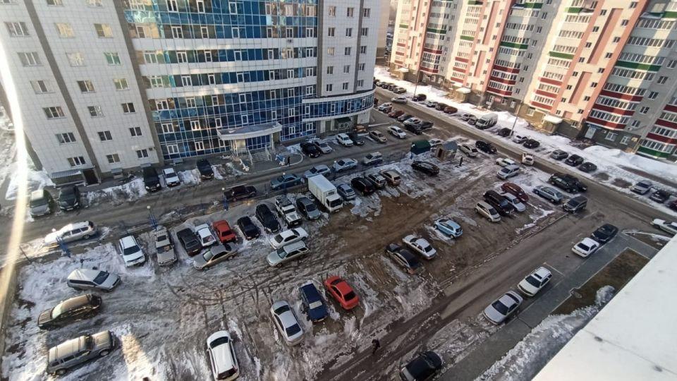 Участок застройки на ул. Гущина