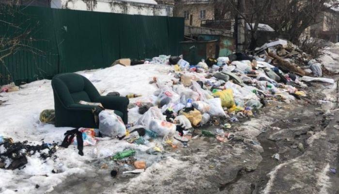 Справедливая Россия намерена провести мусорный рейд по Барнаулу