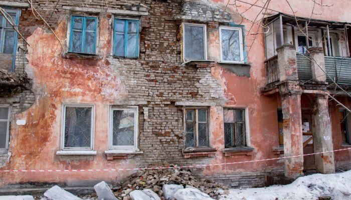 Еще в 11 домах Барнаула может повториться ЧП с обрушением