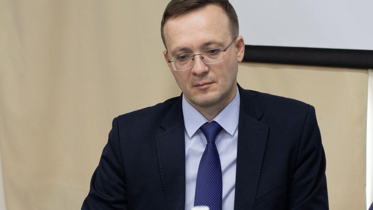 Иван Гилев, глава минстроя Алтайского края