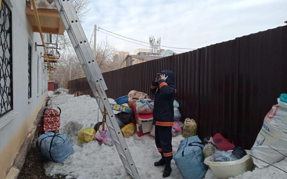 Эвакуированные жители дома готовы идти в прокуратуру с жалобой на капремонт
