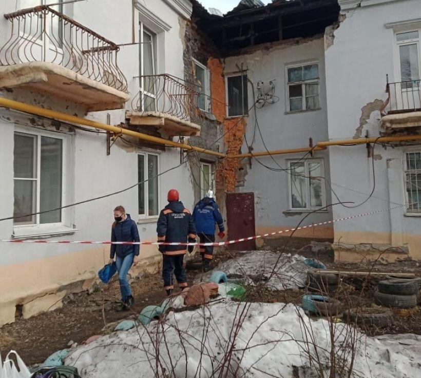 Аварийный дом Фото:Анна Камалова