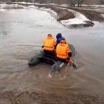 Подтопило: первая волна паводка пришла в Алтайский край