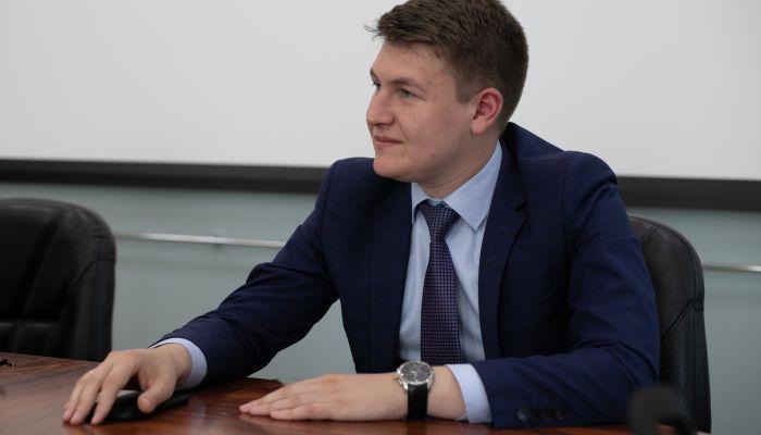 Денис Голобородько возглавит избирательный штаб Единой России на Алтае