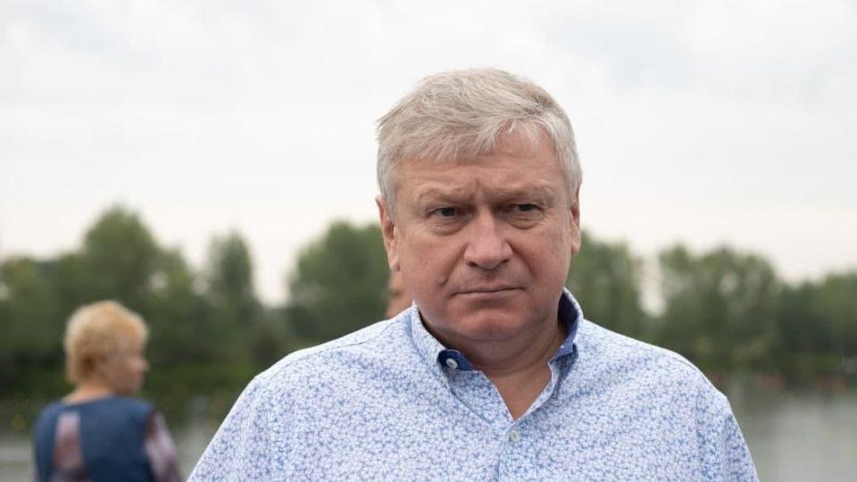 Юрий Шамков, глава Общественной палаты Алтайского края