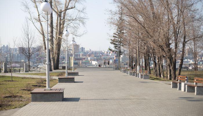 Теплая погода до +13 ожидается в субботний день на Алтае