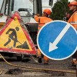 Барнаульцы пожаловались Томенко на полный ад на разбитом перекрестке