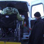 В Алтайском крае начали прививать от COVID-19 маломобильных людей