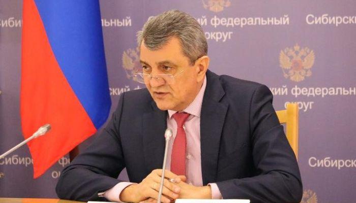 Путин назначил Сергея Меняйло врио главы Северной Осетии