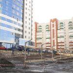 Между двумя домами на Гущина в Барнауле собираются впихнуть многоэтажку