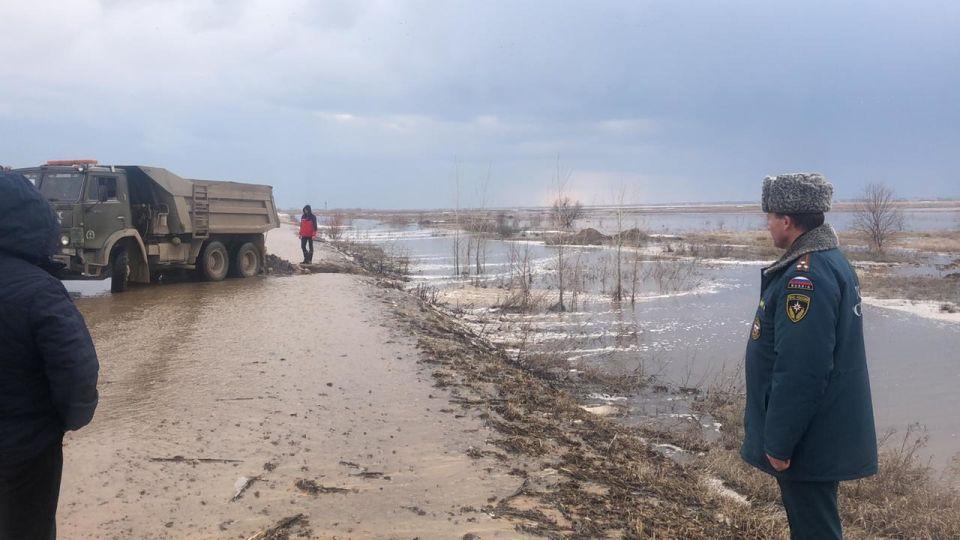Паводок-2021 в Алтайском крае