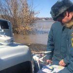 В Алтайском крае талыми водами подтопило 17 населенных пунктов
