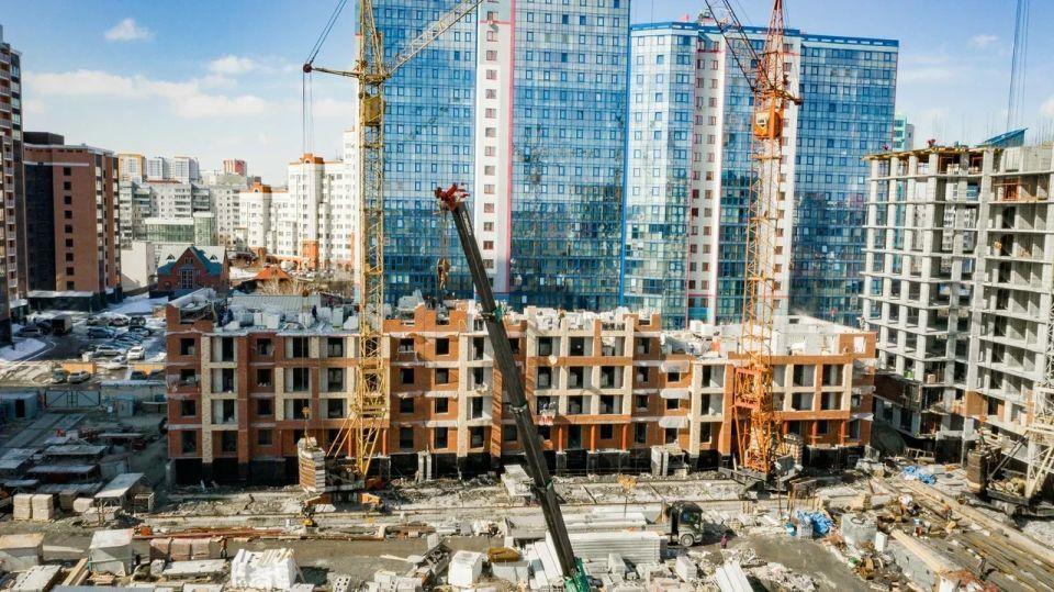 """Сити-квартал """"Ютссон"""", апрель 2021 года"""