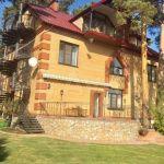 Самый дорогой коттедж в Барнауле с мини-озером и водопадом продают за 80 млн руб