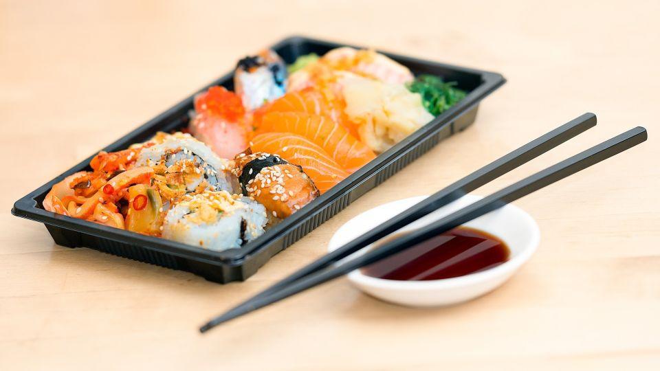 Японская кухня. Роллы