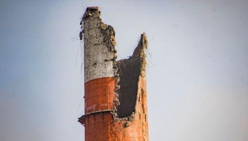 Разрушение. За одну неделю в Барнауле произошло сразу несколько ЧП