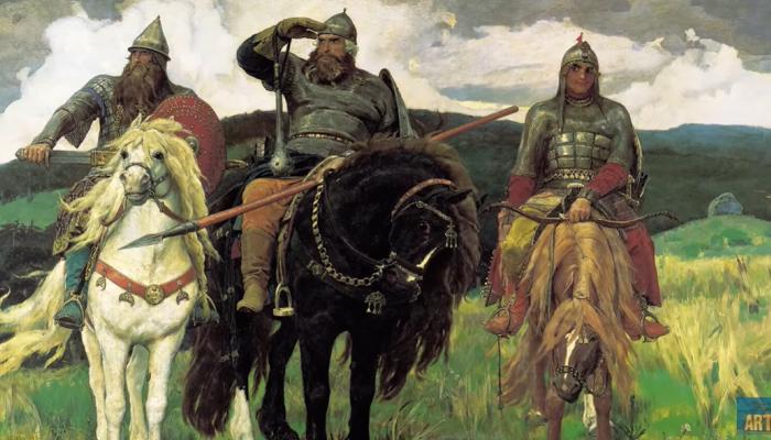 В России прокомментировали заявление о богатырях-украинцах