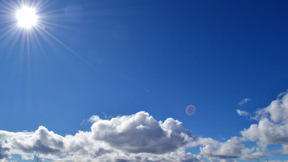 Погода. Солнце. Небо
