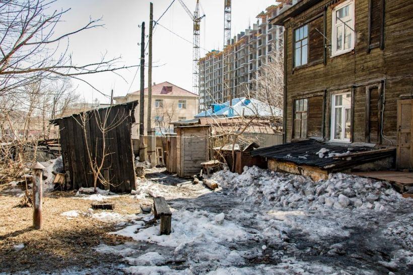 Маневренный фонд Барнаула  Фото:Виталий Барабаш