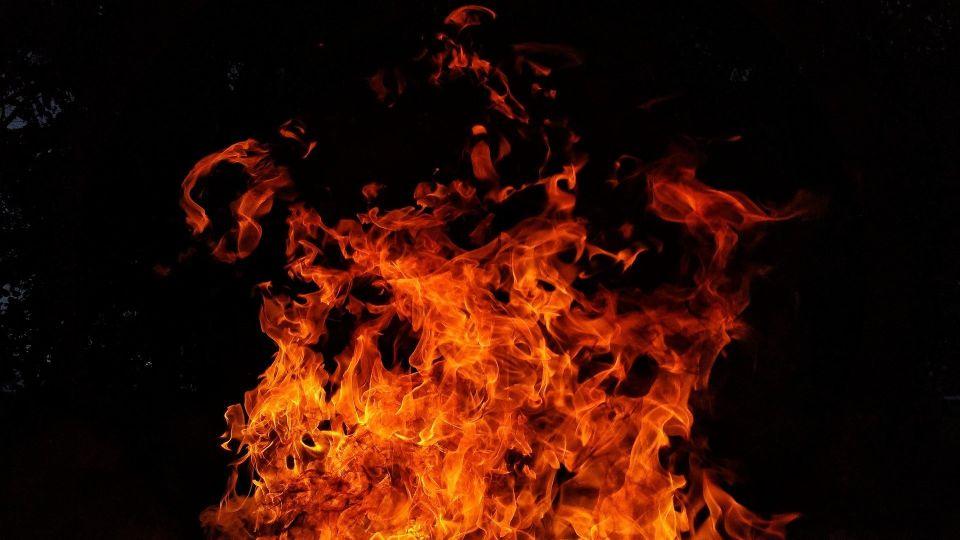 Огонь. Пожар