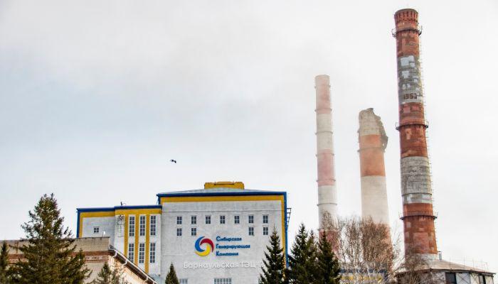 Подачу тепла и горячей воды восстановили в Барнауле после аварии на ТЭЦ-2