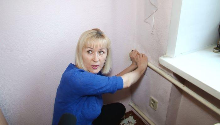В Барнауле квартиру топило кипятком два часа в ожидании аварийной службы