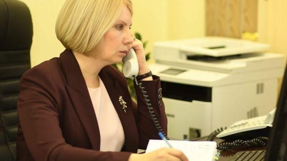 Ольга Казанцева, уполномоченный по правам ребёнка в Алтайском крае