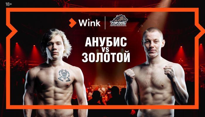 TOP DOG: 16 апреля Wink эксклюзивно покажет турнир кулачных боев