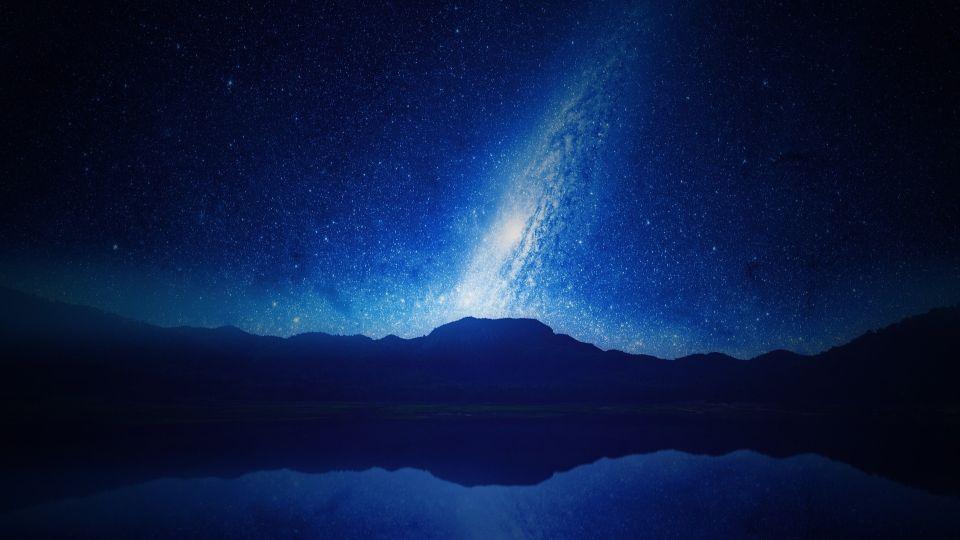 Небо. Ночь. Звезды