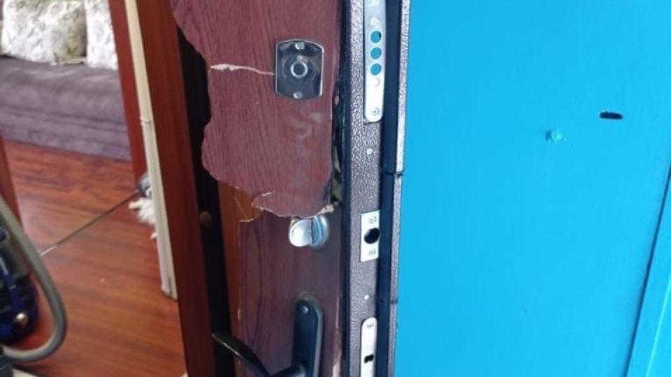 Дверь. Взлом