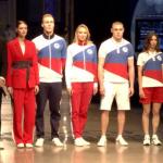 В Москве представили форму сборной России на Олимпиаду в Токио