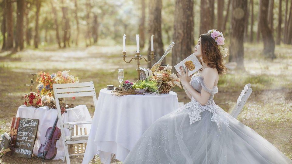 Свадьба. Невеста