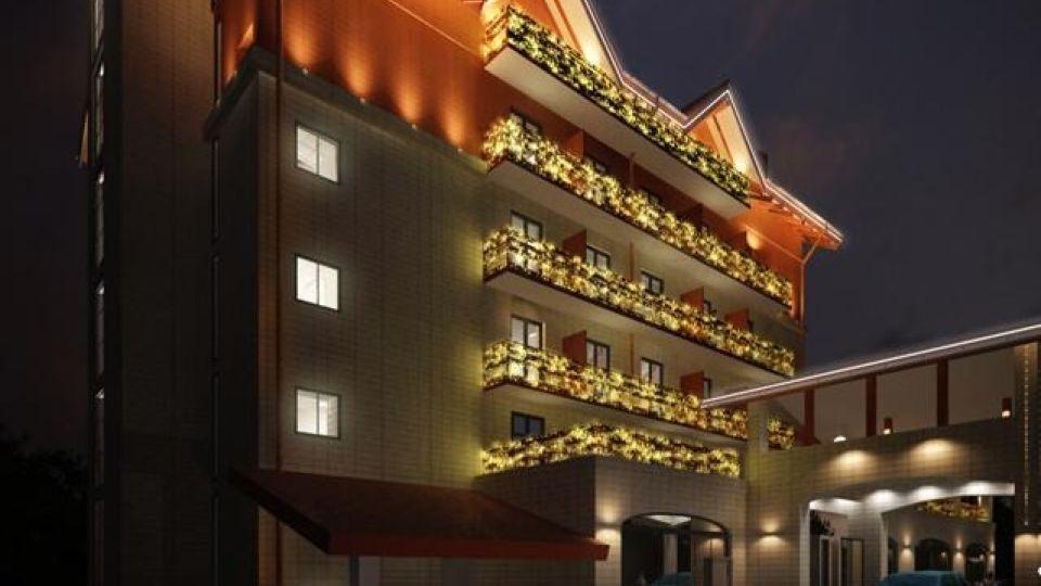 Отель. Белокуриха