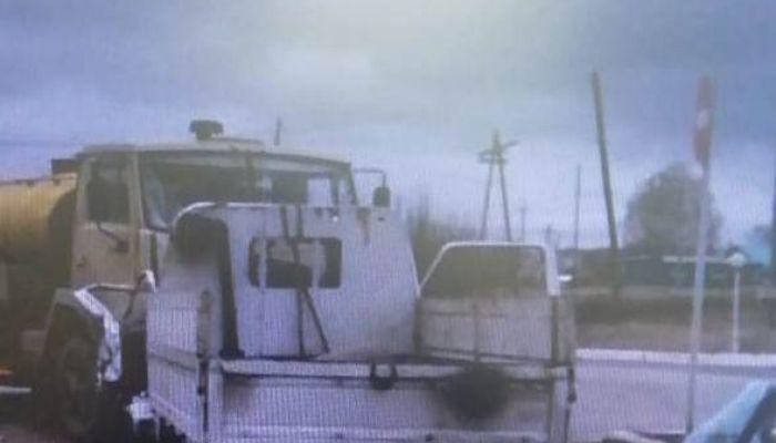 Один человек погиб при столкновении грузовиков в Алтайском крае