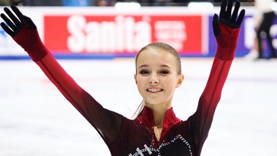 Анна Шербакова