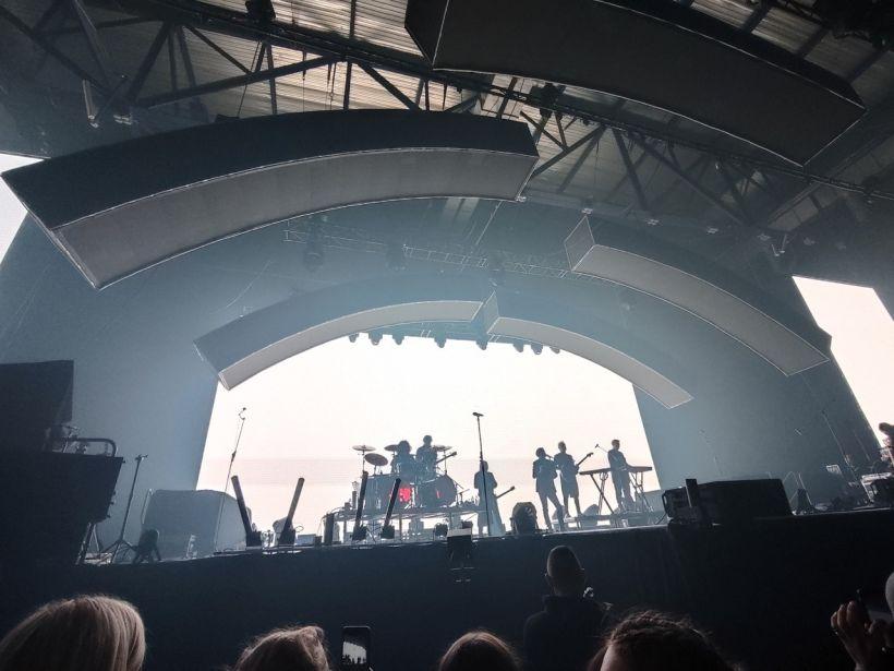 """концерт """"Би-2"""" в Барнауле Фото:""""Барнаул22""""/""""ВКонтакте"""""""