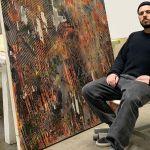 Барнаульский художник продал картину за 6 тысяч евро