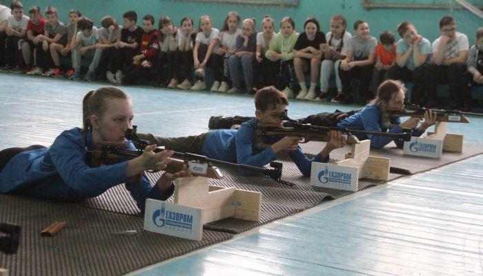 Всем спорт: в школах Барнаула проходят открытые уроки по биатлону