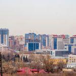 Барнаульские строители не мелочатся и все чаще закладывают дома выше 20 этажей