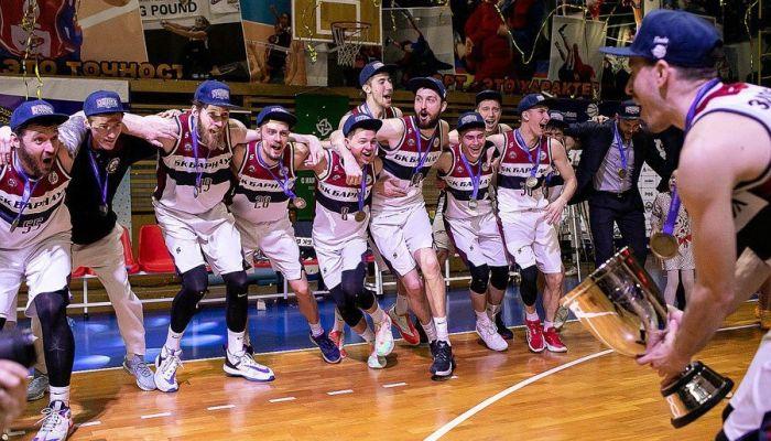 Баскетбольному Барнаулу после победы в своей лиге обещают денег на рост