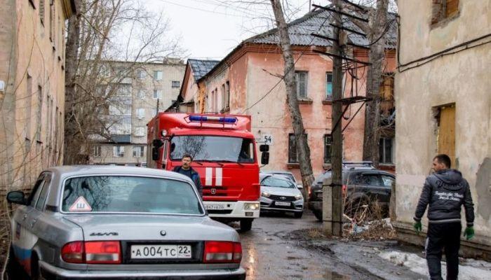 Еще один дом в Барнауле признан не пригодным для проживания